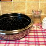 Варенье из черной смородины – 2