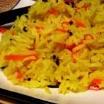 Рис с имбирем