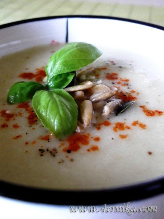 авокадо суп