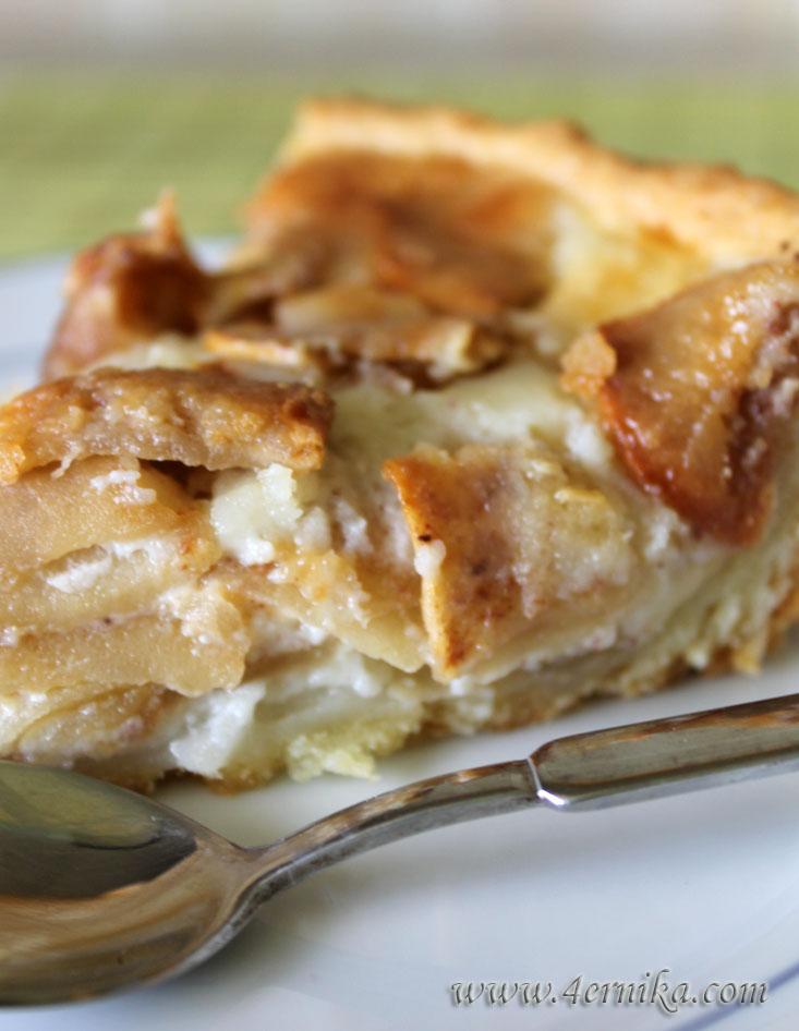 Еще один яблочный пирог