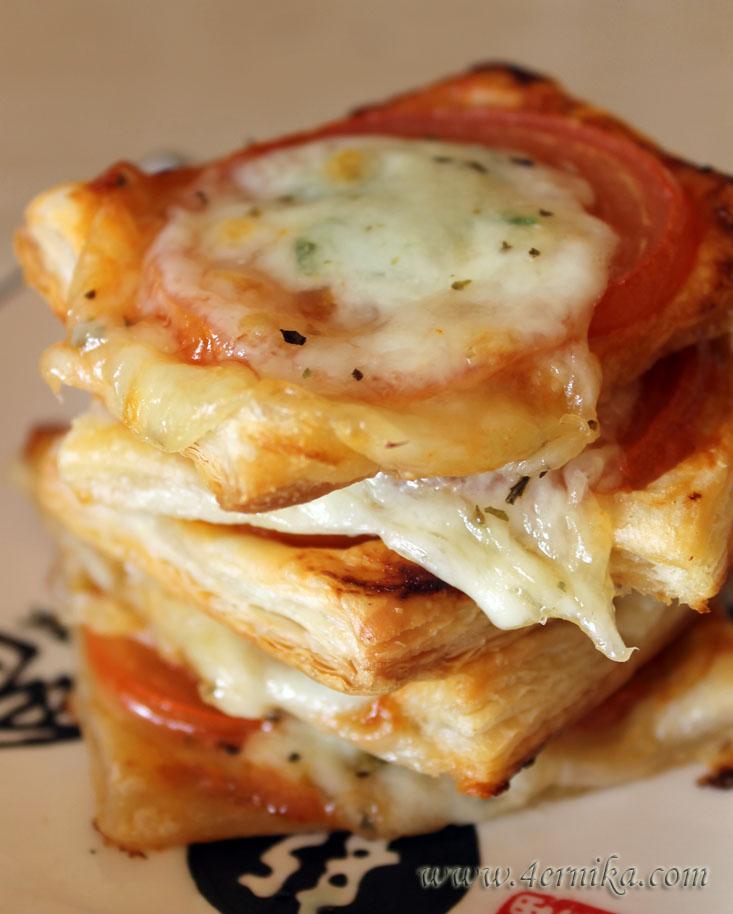Мини-пицца за 10 минут