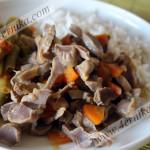 Куриные желудочки по-китайски