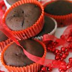Дважды шоколадные маффины