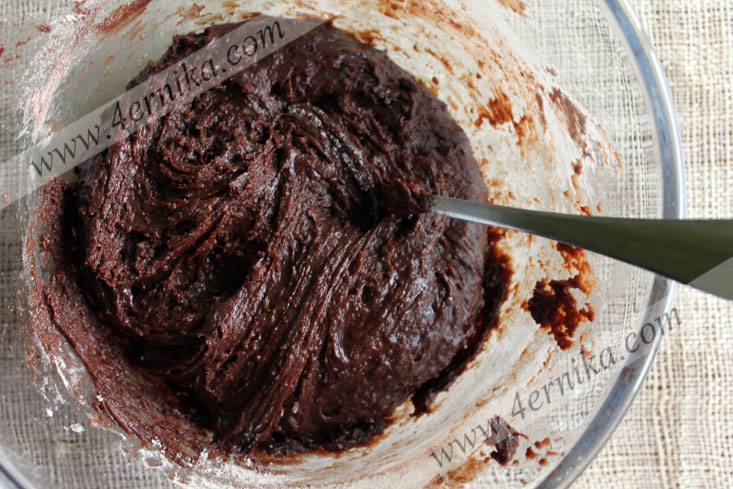 шоколадные трещинки